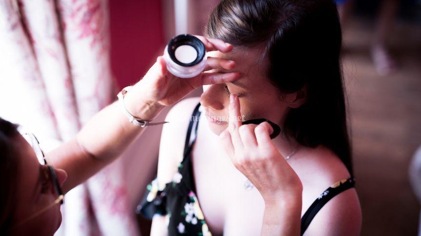 Préparatifs piram Photography