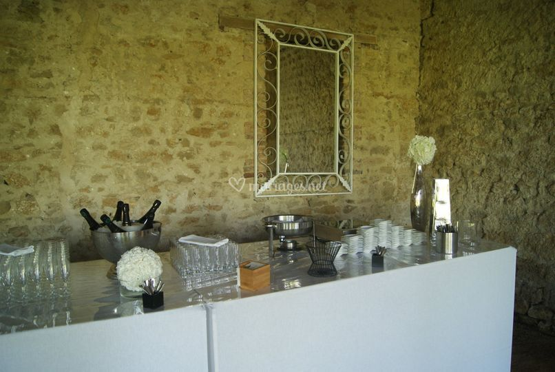 Buffet Coudray Traiteur