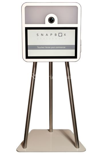 Snap Box Animation Photo Booth