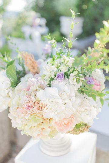 Bouquet cocktail