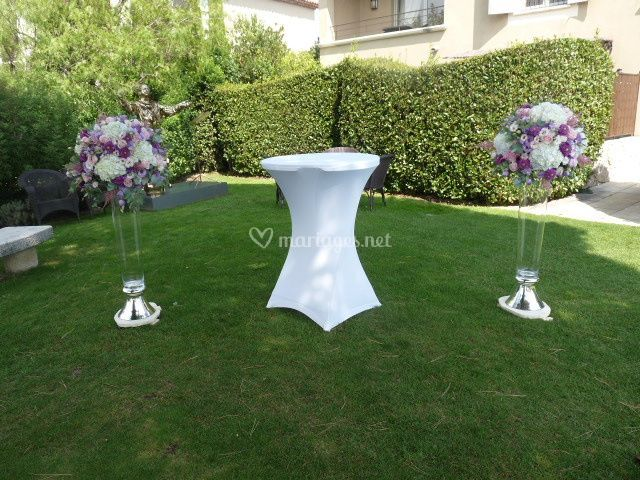 Vase de 1m - Déco jardin