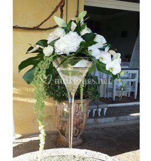 Vase Martini de 90cm