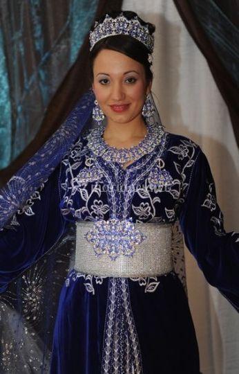 Caftan Mode Orientale