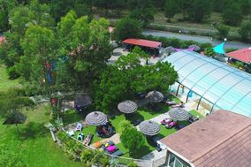 Salle Lyro - Camping Le Paradis