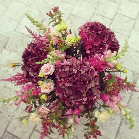 Bouquet pour buffet