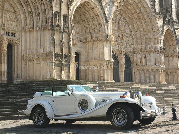 Excalibur cathédrale de Bourges