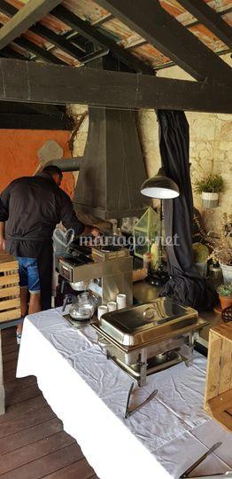 Atelier barbecue
