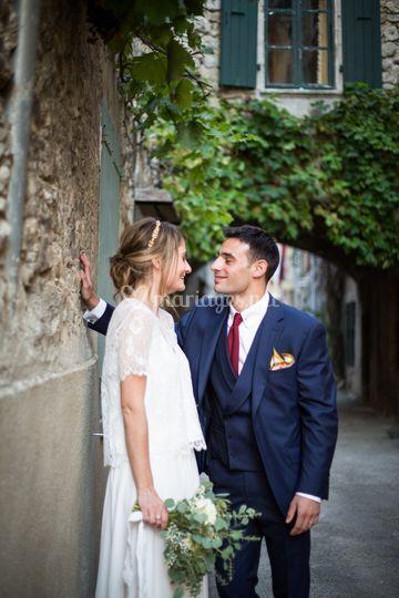 Mariage Aurélie et Antoine