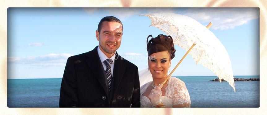 Photo mariage oriental
