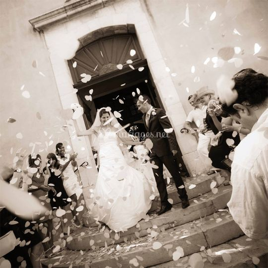 Reportage photos mariage