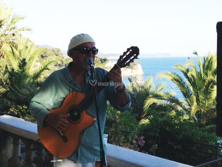 Chanteur brésilien