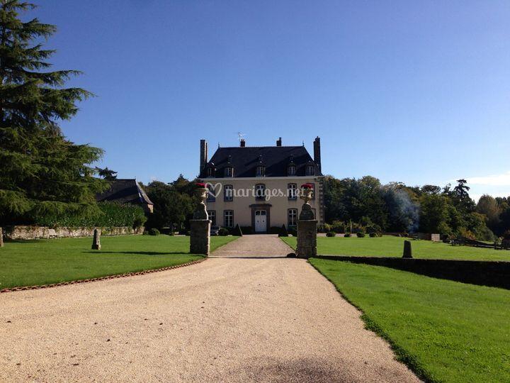 Le Château de Miniac