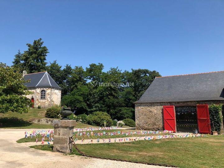 Chapelle & Orangerie