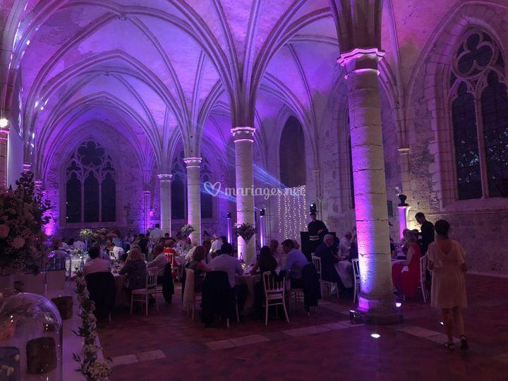 Pack Luxe - Abbaye de Reigny