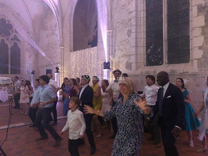 Just Dance - Abbaye de Reigny