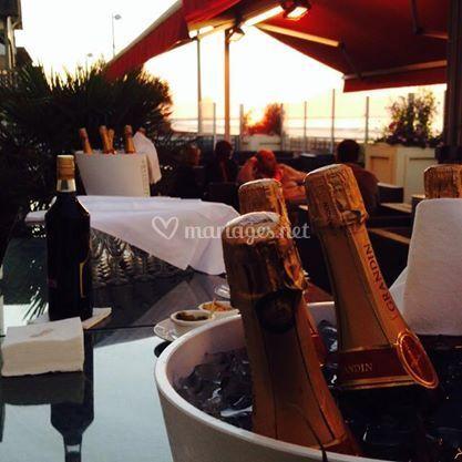 Cocktail - terrasse