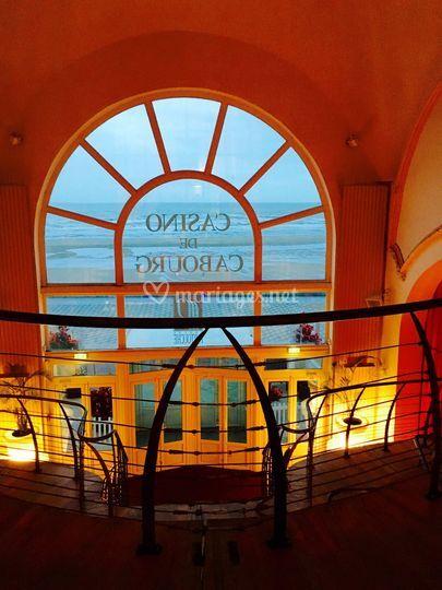 Vue salle panoramique