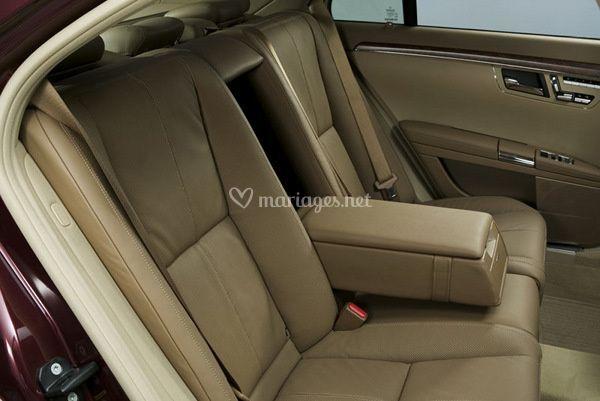 Interrieur Mercedes Class S