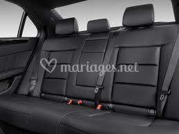 Interrieur Mercedes Class E
