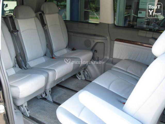 Interrieur Mercedes Viano