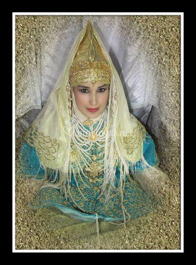 La robe traditionnelle