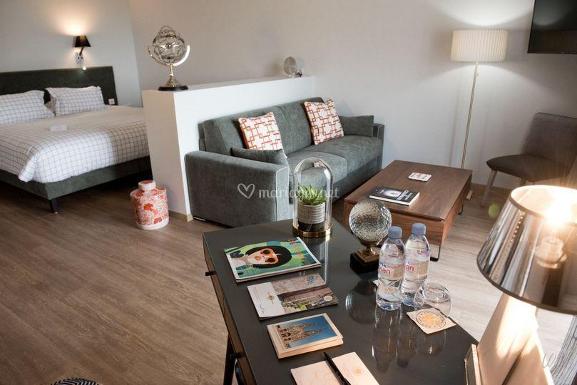 Suite Terrasse Spa