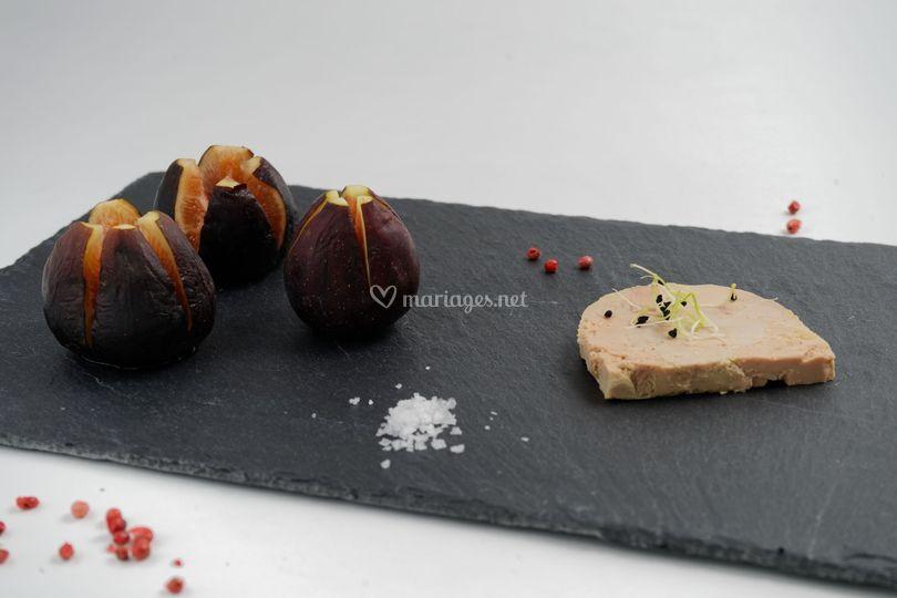 Foie gras au Monbazillac