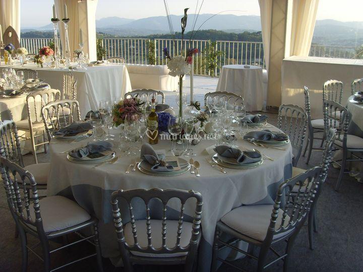 Table soirée de gala