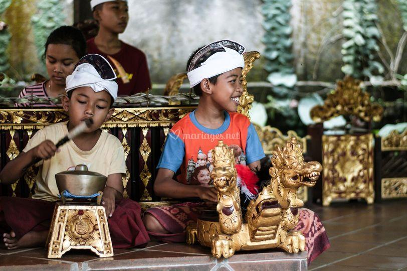 Ecole Musique Balinaise