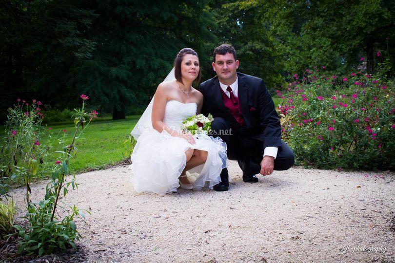 Mariage Aurélie & Benjamin