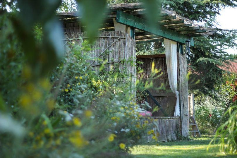 Paillote jardin de flores de llum photo 42 - Paillote de jardin ...