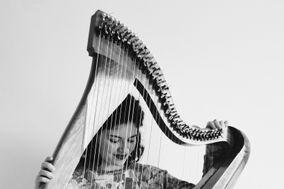 Lise Martin-Le Chêne - Harpiste et chanteuse