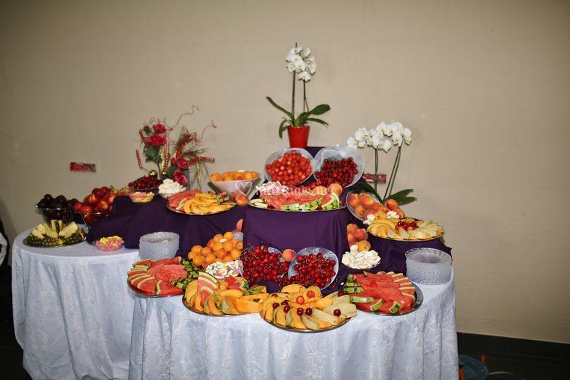 Service traiteur - Fruits