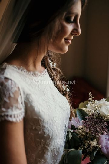 Mariage bohème provence