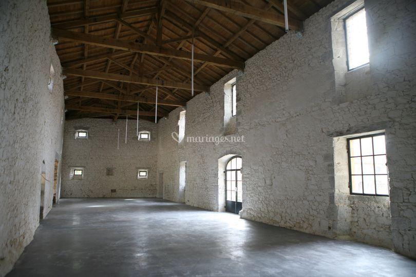 Salle de réception 218 m2