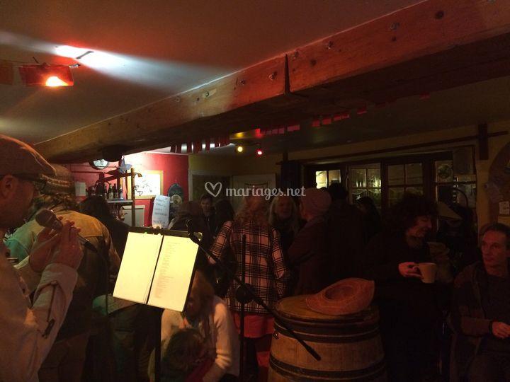 Bar restaurant de Villelongue