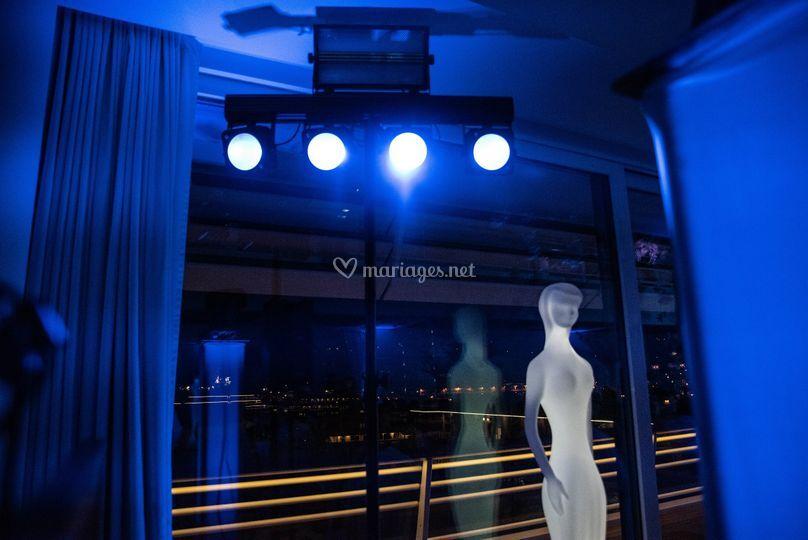 Mariage - Yacht Club de Monaco