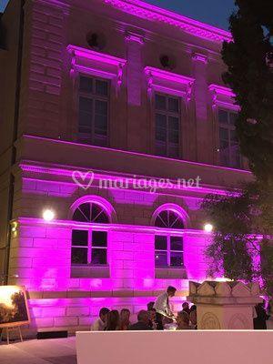 Déco lumière Palais