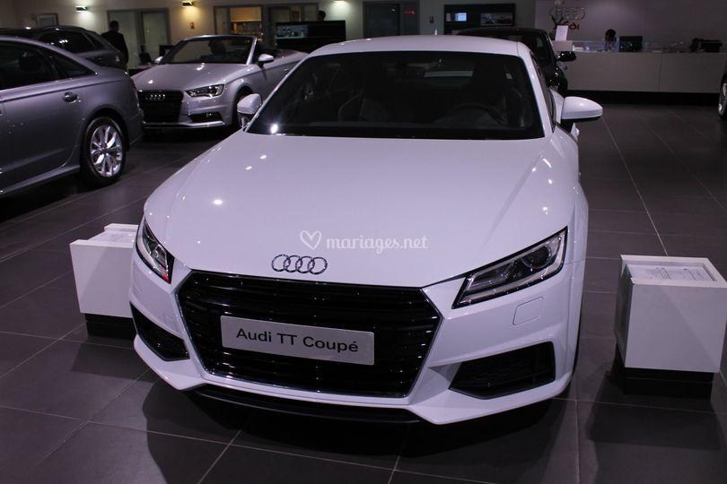 Audi tout coupé
