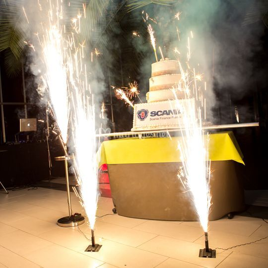 Show Pyrotechnique
