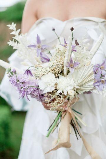 Bouquet aux jardins