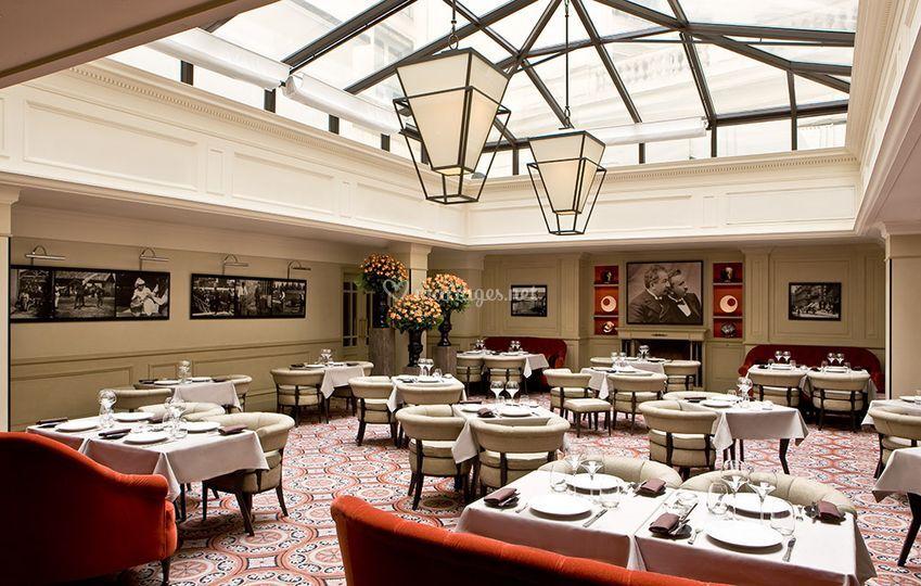 Hôtel Scribe Paris - Le Lumière restaurant