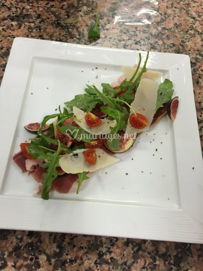 Salade au saveur du sud ouest