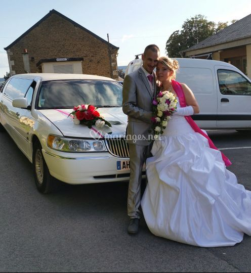 Mariage limousine sur Macao Transports