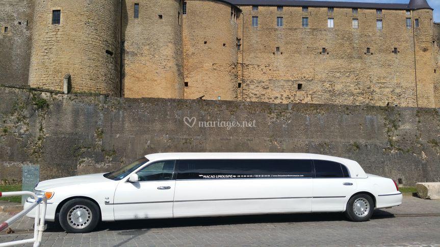Photos de mariage chateau fort