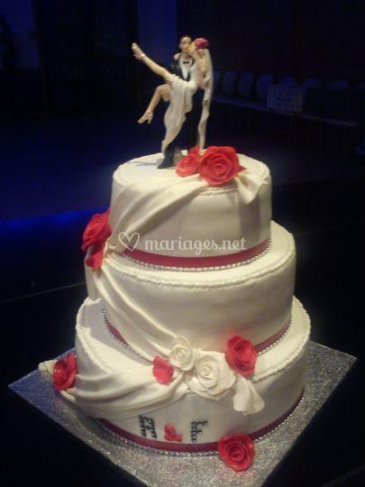Gâteau americain