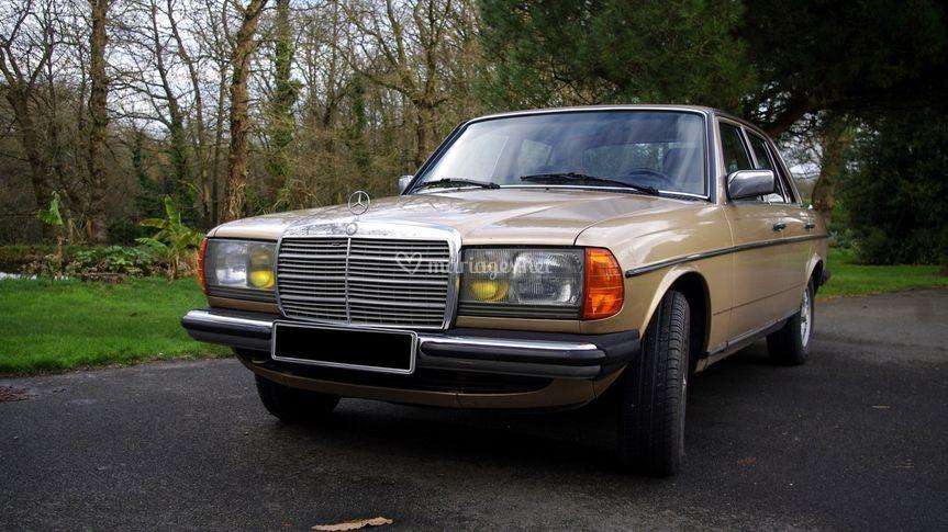 Mercedes 230E 1984