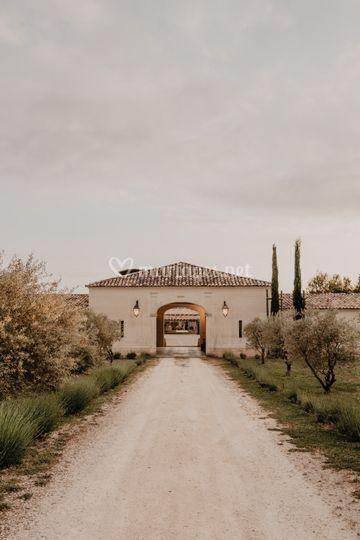 Domaine en Provence
