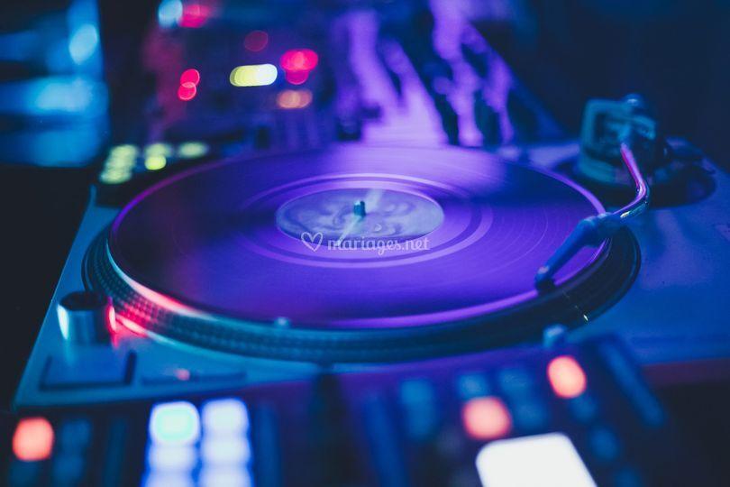 Un DJ authentique