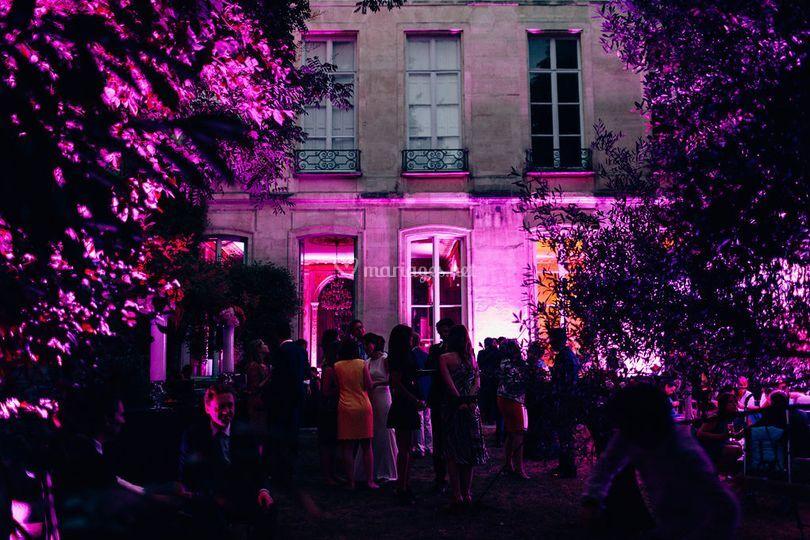 Eclairage architectural Paris